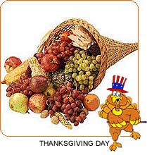 Thanksgiving Cornucopia,Horn of Plenty,History of Cornucopia ...