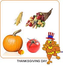 Thanksgiving Day Symbols