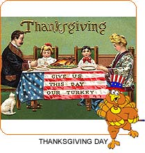 About Thanksgiving Day
