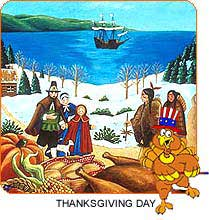 When is Thanksgiving Day