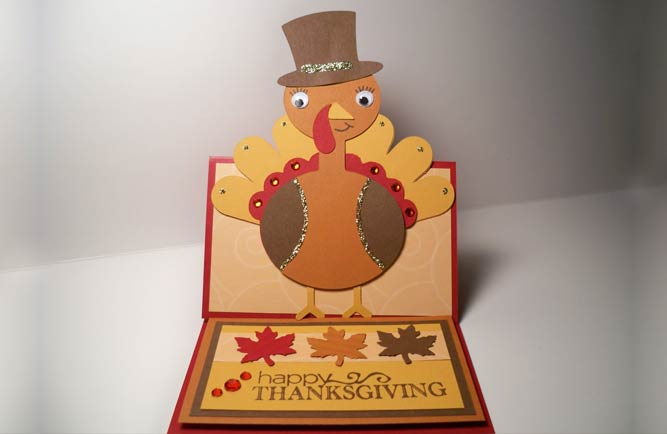 Special Thanks Giving Day Cards